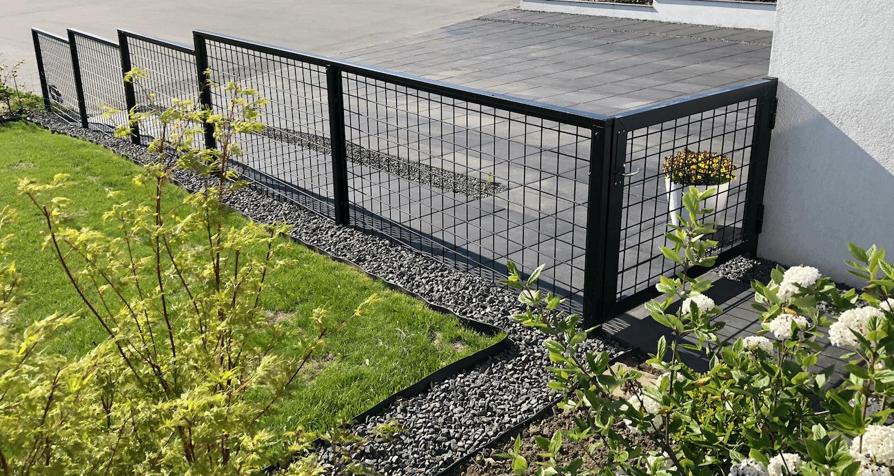 Ästhetischen Terrassenzaun & Windschutz für Terrassen hier kaufen